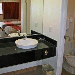 Отель Motel 6 Columbus - Worthington Колумбус ванная
