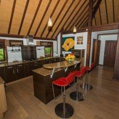 Отель Villa Bora Bora Lagoon Французская Полинезия, Бора-Бора - отзывы, цены и фото номеров - забронировать отель Villa Bora Bora Lagoon онлайн в номере
