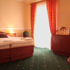 Отель Bajkal Чехия, Франтишкови-Лазне - отзывы, цены и фото номеров - забронировать отель Bajkal онлайн комната для гостей фото 3
