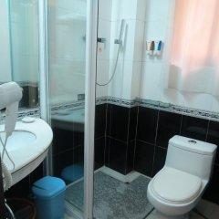 Отель Guangdong Youth Hostel Китай, Гуанчжоу - отзывы, цены и фото номеров - забронировать отель Guangdong Youth Hostel онлайн ванная