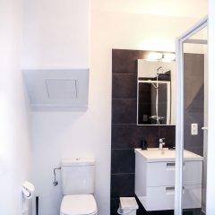 Отель Tracotel Бельгия, Брюссель - отзывы, цены и фото номеров - забронировать отель Tracotel онлайн ванная фото 2