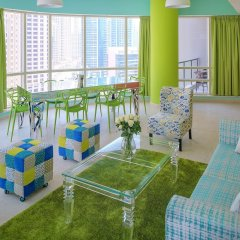 Апартаменты Dream Inn Dubai Apartments - Al Sahab детские мероприятия фото 2
