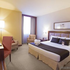 Отель Nuevo Madrid Мадрид комната для гостей