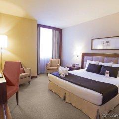 Hotel Nuevo Madrid комната для гостей