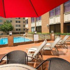 Отель The American Inn of Bethesda США, Бетесда - отзывы, цены и фото номеров - забронировать отель The American Inn of Bethesda онлайн бассейн фото 2