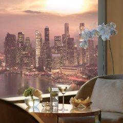 Отель The Ritz-Carlton, Millenia Singapore комната для гостей фото 10