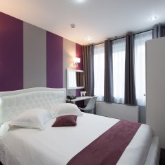 Отель Phenix Бельгия, Брюссель - отзывы, цены и фото номеров - забронировать отель Phenix онлайн комната для гостей фото 3