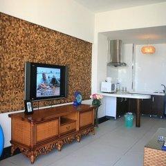 Апартаменты Lezai Lvtu Seaview Holiday Apartment с домашними животными