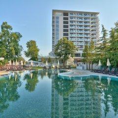 Hotel Grand Victoria Солнечный берег бассейн