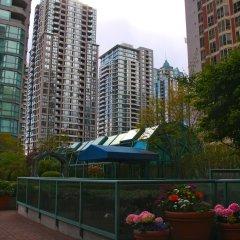 Отель Rosedale Condominiums Канада, Ванкувер - отзывы, цены и фото номеров - забронировать отель Rosedale Condominiums онлайн балкон