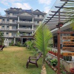 Отель Crown Himalayas Непал, Покхара - отзывы, цены и фото номеров - забронировать отель Crown Himalayas онлайн спортивное сооружение