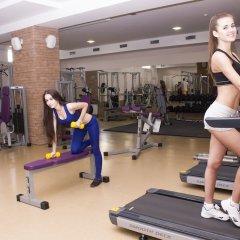 Гостиница Заграва фитнесс-зал