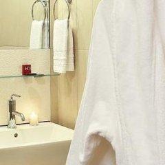 Отель Belleclaire США, Нью-Йорк - 8 отзывов об отеле, цены и фото номеров - забронировать отель Belleclaire онлайн ванная