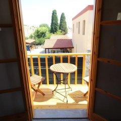 Отель Saint George Studios Греция, Родос - отзывы, цены и фото номеров - забронировать отель Saint George Studios онлайн балкон фото 2
