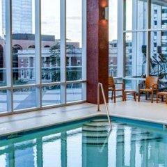 Cambria Hotel White Plains - Downtown бассейн фото 2