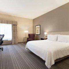 Отель Hilton Garden Inn San Jose/Milpitas комната для гостей