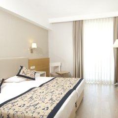Отель Trendy Palm Beach - All Inclusive Сиде комната для гостей