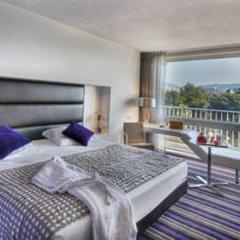 Отель Mercure Nice Promenade Des Anglais 4* Улучшенный номер с различными типами кроватей фото 20