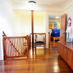 Отель Tallawah Villa, Silver Sands Jamaica 7BR комната для гостей фото 5