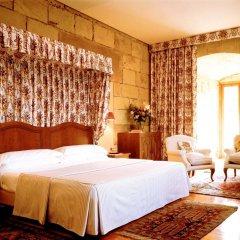 Отель Parador De Hondarribia Испания, Фуэнтеррабиа - отзывы, цены и фото номеров - забронировать отель Parador De Hondarribia онлайн комната для гостей фото 3