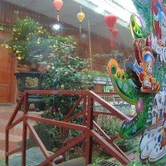 Отель Dang Khoa Sa Pa Garden Вьетнам, Шапа - отзывы, цены и фото номеров - забронировать отель Dang Khoa Sa Pa Garden онлайн интерьер отеля фото 3