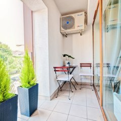 Отель Apartamenty Design Centrum балкон