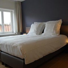 Отель de Voorplaats Бельгия, Брюгге - отзывы, цены и фото номеров - забронировать отель de Voorplaats онлайн комната для гостей фото 2