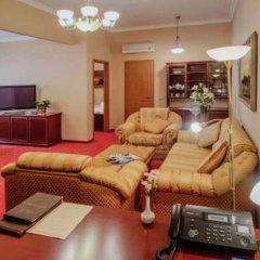 Бизнес-отель Купеческий 4* Стандартный номер разные типы кроватей фото 12