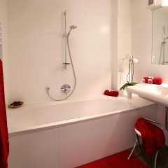 Отель Towns Apartments Австрия, Вена - отзывы, цены и фото номеров - забронировать отель Towns Apartments онлайн ванная
