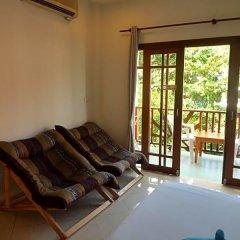Отель Sun Smile Lodge Koh Tao Таиланд, Остров Тау - отзывы, цены и фото номеров - забронировать отель Sun Smile Lodge Koh Tao онлайн комната для гостей фото 5