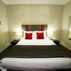 Отель Platinum International сейф в номере