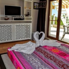 Отель Villa Rosa Dei Venti Болгария, Балчик - отзывы, цены и фото номеров - забронировать отель Villa Rosa Dei Venti онлайн комната для гостей фото 3
