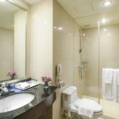 Отель City Lake Hotel Taipei Тайвань, Тайбэй - отзывы, цены и фото номеров - забронировать отель City Lake Hotel Taipei онлайн ванная