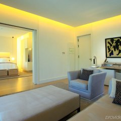 Отель ABaC Restaurant & Hotel Испания, Барселона - отзывы, цены и фото номеров - забронировать отель ABaC Restaurant & Hotel онлайн комната для гостей фото 3