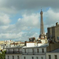 Hotel Grenelle Paris Eiffel Tower Париж пляж