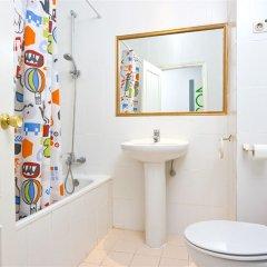Отель Madrid Motion Hostels ванная фото 2