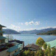 Отель Hoshino Resorts KAI Nikko Никко приотельная территория фото 2