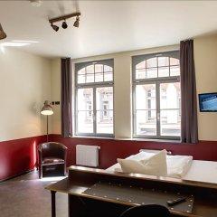 Отель Aparion Apartments Leipzig City Германия, Лейпциг - отзывы, цены и фото номеров - забронировать отель Aparion Apartments Leipzig City онлайн комната для гостей фото 3