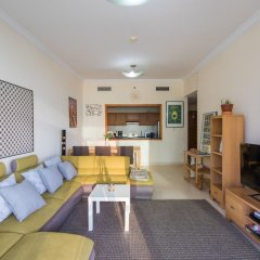 Отель 2 Bedrooms Apt at Dorra Bay with Full Marina View ! - HLS 37923 комната для гостей фото 4