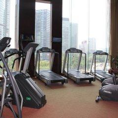Отель Sofitel Chengdu Taihe фитнесс-зал