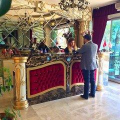 Grand Ezel Hotel Турция, Мерсин - отзывы, цены и фото номеров - забронировать отель Grand Ezel Hotel онлайн интерьер отеля