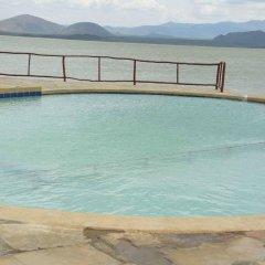 Отель Sentrim Elementaita Lodge Кения, Накуру - отзывы, цены и фото номеров - забронировать отель Sentrim Elementaita Lodge онлайн бассейн