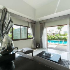 Отель Pimann Buri Pool Villas Ao Nang Krabi комната для гостей фото 5