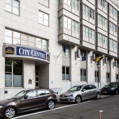 Отель Best Western City Centre Брюссель парковка