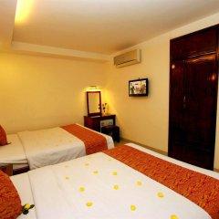 Ngan Ha - Galaxy Hotel сейф в номере