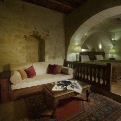 Отель Fresco Cave Suites / Cappadocia - Special Class Ургуп комната для гостей фото 2