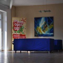 Отель Lions Plzen Пльзень интерьер отеля