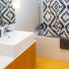 Апартаменты Liiiving In Porto - Antas Corporate Studio ванная