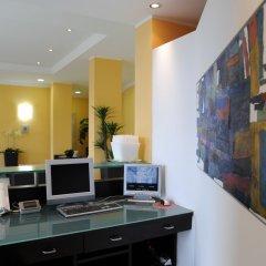 Отель Bulla Regia Фонтане-Бьянке интерьер отеля