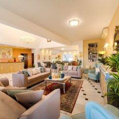 Отель Mathios Village Греция, Остров Санторини - отзывы, цены и фото номеров - забронировать отель Mathios Village онлайн интерьер отеля фото 3